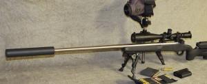 Custom Rifles and Supressors