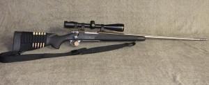 Custom Built Rifles in Northern Michighan